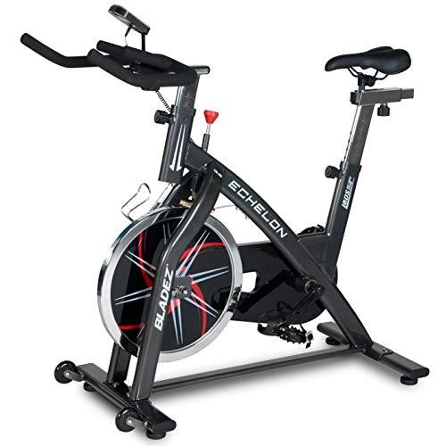Bladez Fitness Echelon GS Indoor Cycle, 48.8 x 19.8 x 43.3-Inch ()