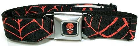 Spider Man Gwen Costume - Amazing Spider-Man Web Seatbelt