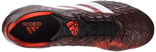 adidas Kakari Light AG, Scarpe da Rugby Uomo Nero (Negbas/Ftwbla/Rojbas)