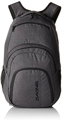 Dakine Campus Backpack – Padded Laptop Sleeve – Insulated Cooler Pocket – Four Individual Pockets – 25L & 33L Size Options