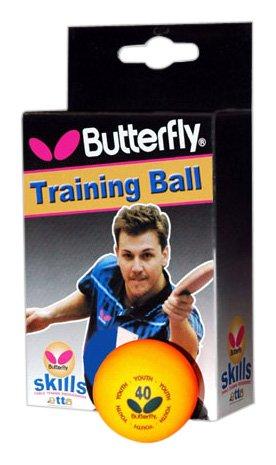 13 opinioni per Butterfly Skills, Confezione 6 palline da ping pong