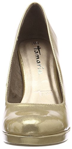 Women's beige Beige Pumps Tamaris 405 Metallic 22426 0nzn8