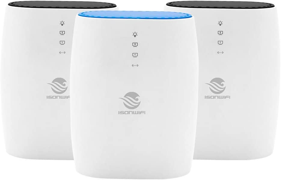 Whole Home Mesh WiFi System - Dual Band AC3600 Router Replacement for SmartHome,Coverage up to 2,000 sq. ft. (AC3600)