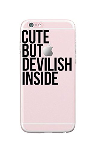 Amazon.com: iPhone 6/iPhone 6S - Durable Slim Case - Cute ...