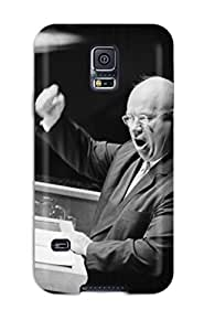 Awesome Design Photography Black And White Hard Case Cover For Galaxy S5