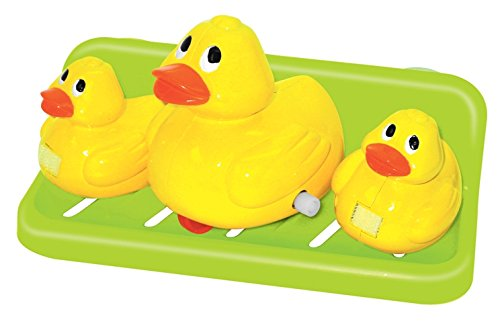 Navystar 68011-A Wind Up Swimming Ducks Baby - Wind Up Duck