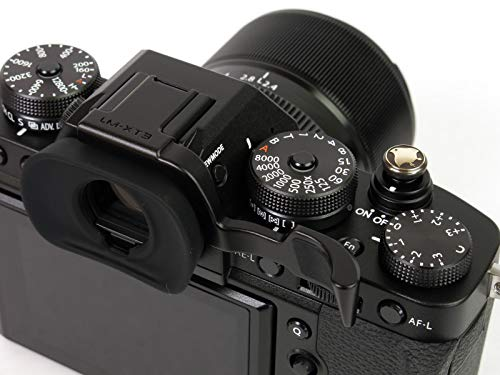 Lensmate Thumb Grip for Fujifilm X-T3 XT3 - Black