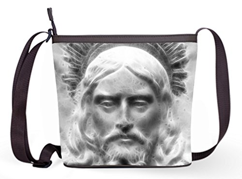 Christianity Bag Popular Crossbody Print and Bag Sling with Jesus Sling Fashion Shoulder Bags03 Bag Casual Female agwOXaSx