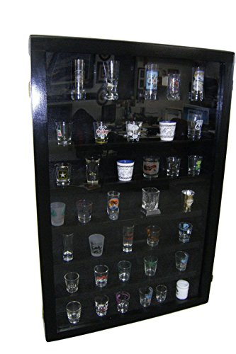 Shot Glass Case by Pennzoni Display