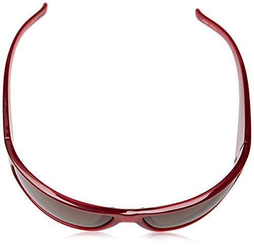 f712e3c46ec7fd Sting Lunettes de soleil Homme Rouge Rosso - keyreportinginc.com