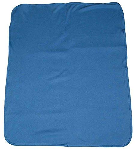 Raindrops Delightful Brights Sailboat Body Suit Gift Set, Royal Blue/Black, 3-6 Months, 4 Piece