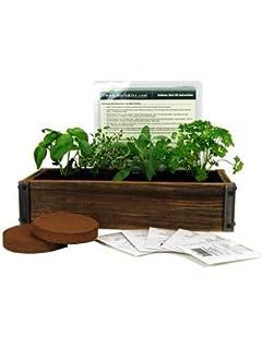 Amazoncom Garden Stacker Planter IndoorOutdoor Culinary Herb