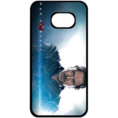 Custom Girly Man of Steel Symbol Phone Back Shell for Samsung Galaxy S7 EDGE Sales