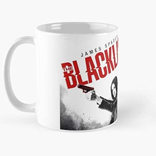 Shoprkcb Blacklist Red Elizabeth Lizzington Lizzie Reddington Raymond Keen The and Action Taza de caf/é con Leche 11 oz