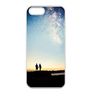 Welcome!Iphone 5/5S Cases-Brand New Design Romantic Lover Printed High Quality TPU For Iphone 5/5S 4 Inch -06