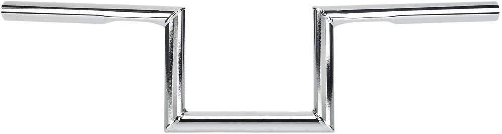 Zed Non-Dimpled-Chrome-1 Handlebars HB-ZEN-01-CP Biltwell