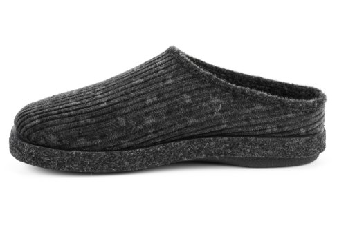 Unisex Chaussons authéntiques Pointures Made Machado Velours petites am001 Andres Grandes Gris Spain 50 26 Côtelé In Et wt0Cx