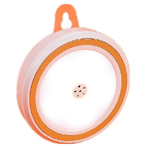 ��(��l$yil_欣兰雅舍 led声控光控感应灯小夜灯 节能宝宝起夜喂奶过道灯 送电池和