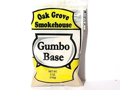- Oak Grove Smokehouse Gumbo Base (Six 5-Ounce Packages)