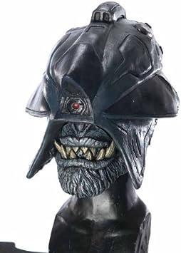 Máscara de Brute Stalker Halo deluxe completa de látex para adulto
