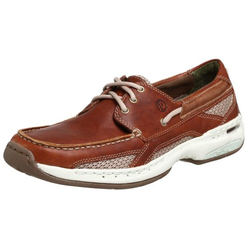 zapatos Balance marrón 10 Boat Captain by New Dunham US hombres D YZfqWC
