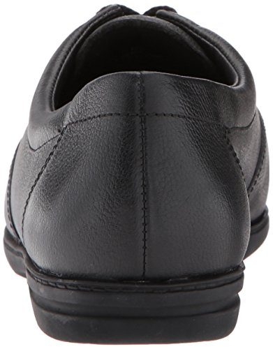 negro Easy mujer's Spirit Up Leather 10 M Lace Motion Sport YqTgwYr