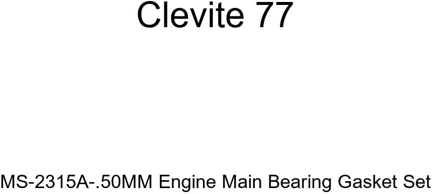 Clevite MS-2315A-.50MM Engine Main Bearing Gasket Set