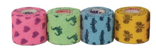 Andover Healthcare 5200KP Coflex Bandage, Kid's Pack, 2 x 5 yd. Size (Pack of 36)