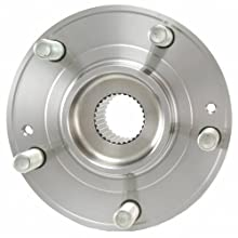 MOOG 513266 Wheel Bearing and Hub Assembly