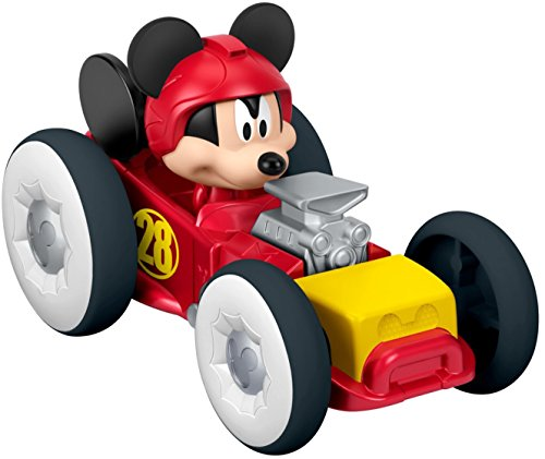 Fisher-Price Disney Junior Mickey & the Roadster Racers, Mickey's Racin' Wheels