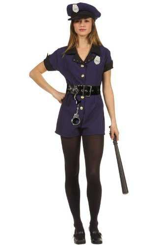 In The Line Of Duty Costumes (In The Line Of Duty (Standard;Teen))