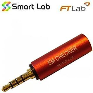 Smart EM Checker FEC 001 medidor EMF detector de contaminación electromagnética EMF mide para el smartphone