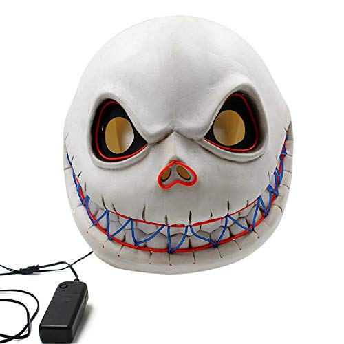 Big Boss Clown Mask - Qwer Halloween Mask Big Mouth Clown