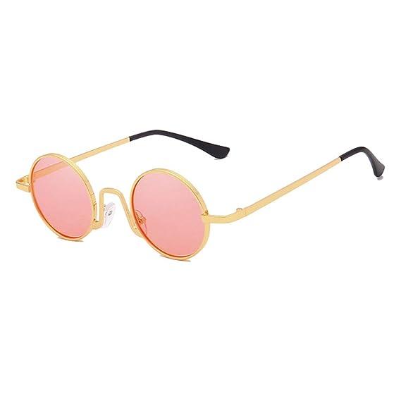 qiansu Vintage Retro Sunglasses Hombres Mujeres Estilo ...