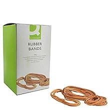 Connect Rubber bands 12 x 150 mm 500 g goma elástica - Elástico (1,2 cm, 15 cm, 500 g)