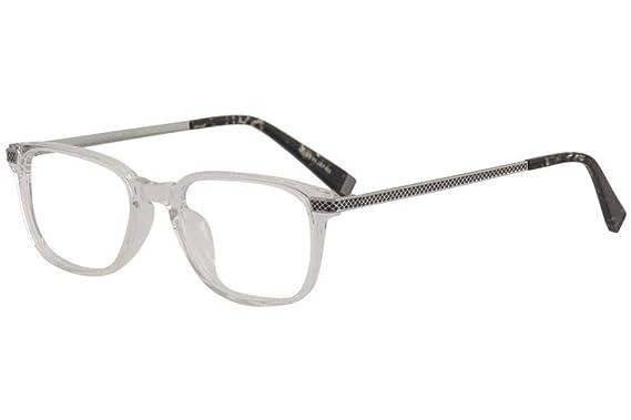 70ff485792 Image Unavailable. Image not available for. Color  JOHN VARVATOS Eyeglasses  V348 Crystal 49MM
