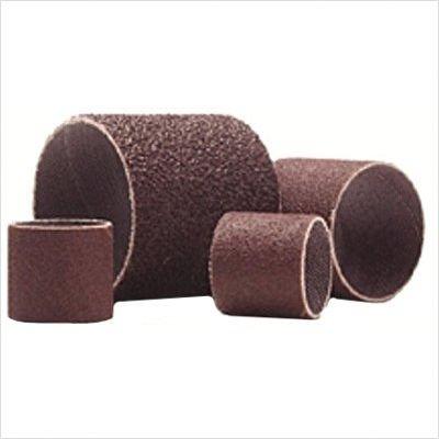 Merit Abrasive Spiral Band, Resin Bond, Aluminum Oxide, 1-1/2'' Inside Diameter x 1-1/2'' Width, Grit 36 (Pack of 25)