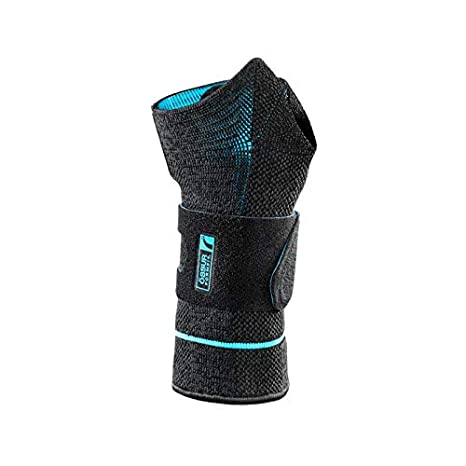 Blue, XX-Large, Left Ossur FormFit Pro Wrist Brace