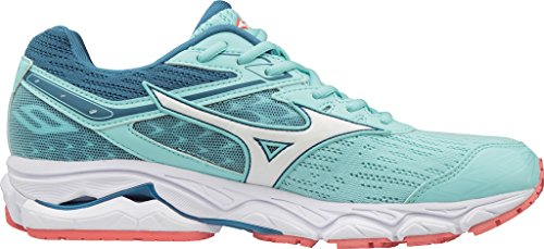 bluesapphire Donna Scarpe Wave white Mizuno Ultima Da Running Wos Aquasplash 9 nF00v7