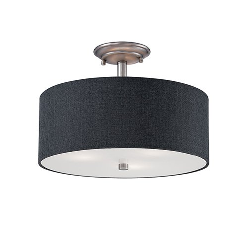 Millennium Lighting 3123-BPW Semi-Flush Ceiling Mount -