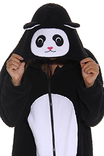 Just Love Adult Onesie / Pajamas - Small - Panda