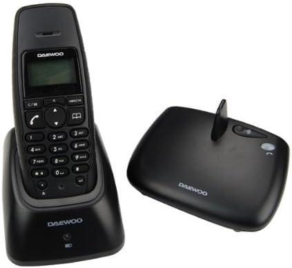 Daewoo DTD 5000 - Teléfono Fijo: Amazon.es: Electrónica