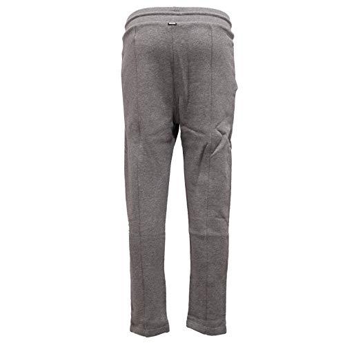 Sweatpant Donna Grey Woman Pantalone Fleece 8902y Grigio Pile Woolrich Tuta 3jL45AR
