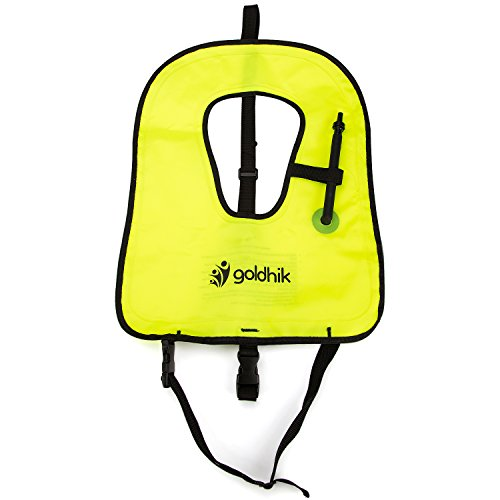 goldhik Snorkeling Snorkel Jacket Safety