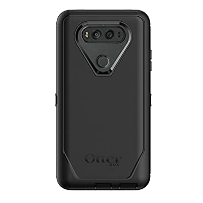 OtterBox DEFENDER SERIES Case for LG V20 - Retail Packaging - BLACK by Otter Products, LLC