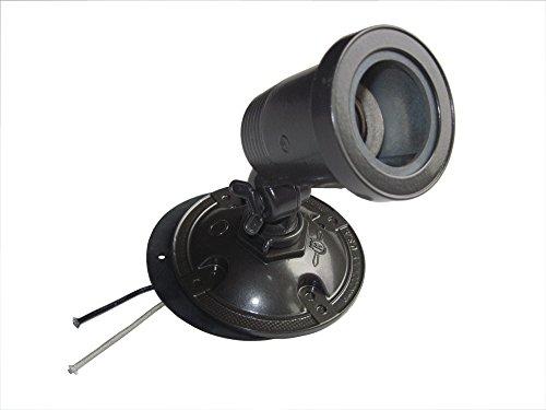 Single Flood Light Fixture - 6