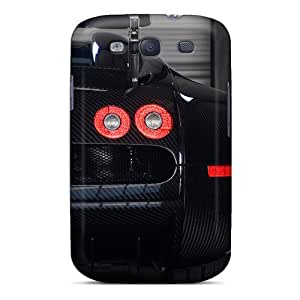 First-class Case Cover For Galaxy S3 Dual Protection Cover Bugatti Mansory by lolosakes