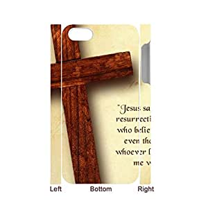 Print With Bible Smart Design Phone Case For Kid For Apple Iphone 5 Ip5S Choose Design 1-4