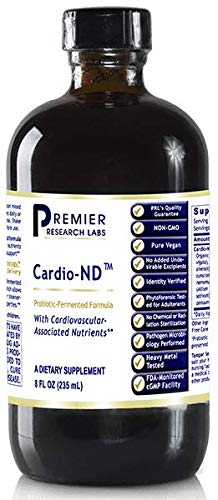 Cardio-ND by Premier Research Labs (3 Bottles / 24 Fl Oz) Quantum Organic Hawthorne by Premier Research Labs (Image #2)