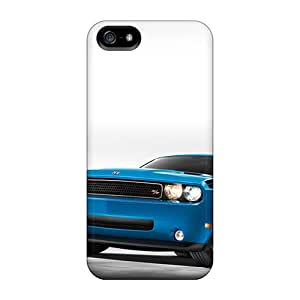 KennethKaczmarek Iphone 5/5s Shock-Absorbing Cell-phone Hard Cover Customized High-definition Dodge Challenger Pictures [eMz2614lHDl]